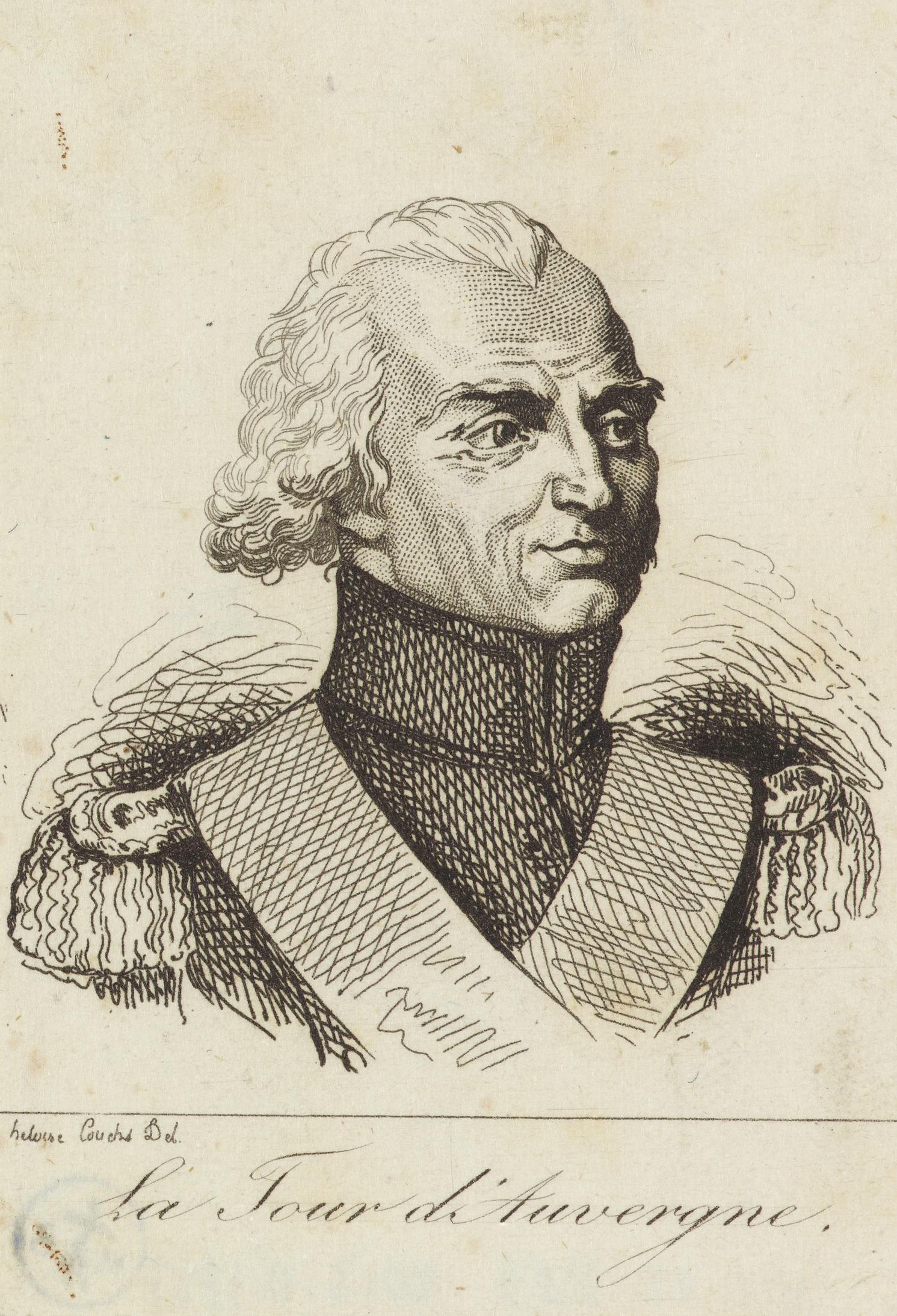 T. M. Corret de la Tour d'Auvergne