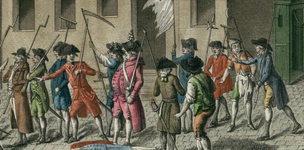 Jeunes nantais pendant la révolution française