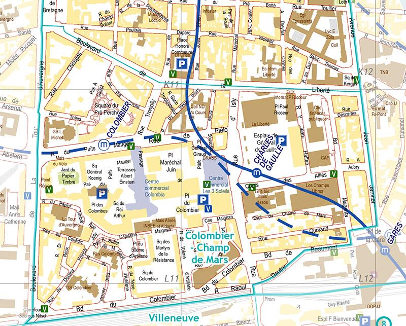 Plan de Rennes 2020